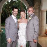 Ludwika Paleta y Emiliano Salinas se casaron