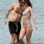 Keira Knightley en bikini