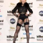 La alfombra roja de los premios Billboard 2013