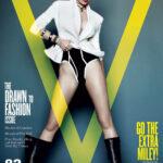 Fotos de Miley Cyrus revista V