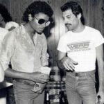 Lanzarán temas cantados por Michael Jackson y Freddie Mercury en 1983