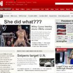 A CNN le importa mas el baile de Miley Cyrus