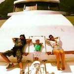 Foto Alicia Keys en bikini