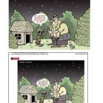 El periodico Excelsior manipula caricatura