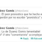 Suarez Gomis vs Jorge Pietrasanta por la pelea del Canelo