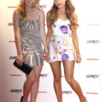 Jennette McCurdy y Ariana Grande premiere Sam & Cat Londres