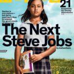 Revista Wired pone a niña mexicana en portada