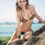 Michelle Vieth en bikini para Tv notas