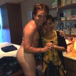 Cristian Castro sube foto tras masaje y sus memes no se hacen esperar