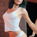 Maria Leon para la revista Tv notas