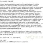 Eruviel Avila cancela el Hell and Heaven Fest