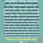 Cartel Lollapalooza 2014