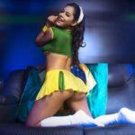 Larissa Riquelme esta de regreso para Brasil 2014