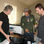 Canción inédita de Roger Waters con Gustavo Cerati y Shakira