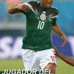Fotos del Mexico vs Camerun