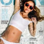 Jimena Sanchez en la revista Open