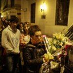 Asi despidieron a Gustavo Cerati en Buenos Aires