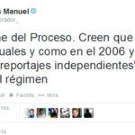Lopez Obrador se va contra el Proceso