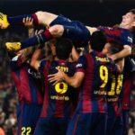 Messi rompe el record de Telmo Zarra como maximo goleador