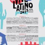 Todo sobre el Vive Latino 2015