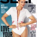Jennifer Lopez para la revista Self