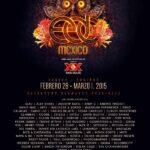 Tiësto y David Guetta a la cabeza del EDC México 2015