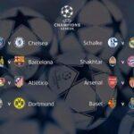 Asi quedaron los Octavos de Final de la UEFA Champions League