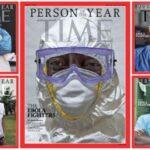Time nombra Personalidad del Año a médicos que luchan contra el ébola
