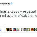 Cristiano Ronaldo se volvio loco contra el Cordoba