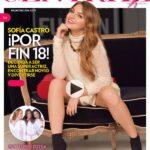 Sofia Castro en la revista Central