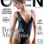 Regina Murguia en la revista Open