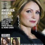 Revista HOLA vuelve a subirle el perfil a Angelica Rivera