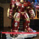 Venderan el Iron Man Hulkbuster de tamaño real