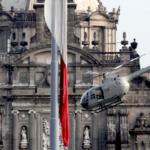 Inicia filmacion de la pelicula Spectre en el Zocalo de México DF