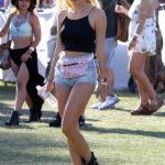 Richie Sambora y Ava Sambora en Coachella