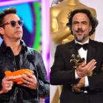 Robert Downey Jr se burla de Gonzalez Iñarritu