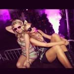 Lo ultimo de Paris Hilton en instagram
