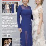 Angelica Rivera y Sofia Castro en HOLA y Clase