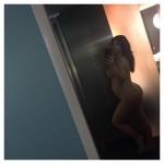 Kim Kardashian presume su embarazo