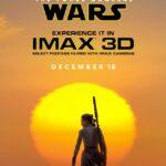 Nuevo poster IMAX de Star Wars: The Force Awakens