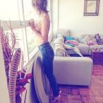 Esta foto subio Ceci Ponce a su instagram!