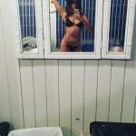 Selena Gomez subio esta foto en bikini
