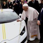 Conoce el nuevo Lamborghini del Papa Francisco