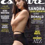Sandra Echeverria revista Esquire Abril 2018