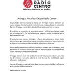 Carmen Aristegui regresa a la radio