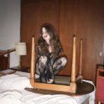Camila Sodi en body transparente