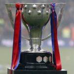 La 8 liga de 11 del Barcelona, reyes de España