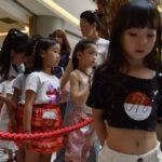 Polémica en China por niños modelos