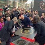 The Who, honrada en el Paseo de la Fama de Londres