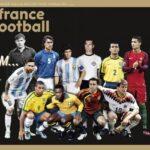 El dream team historico de France Football